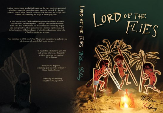 Lord-of-the-flies book